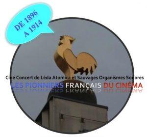 Pionniers cinéma